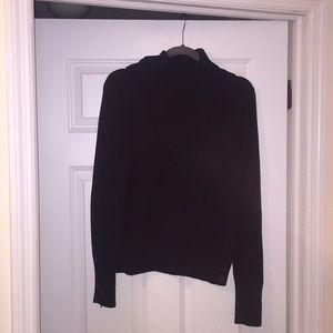 Women's Loft black sweater, size small
